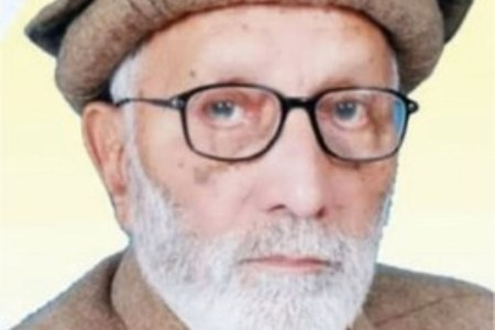 Progressive writer Salim Raz passes away in Peshawar