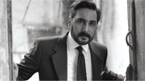 Adnan Siddiqui lashes out at Indian fan's pro-Israel comment