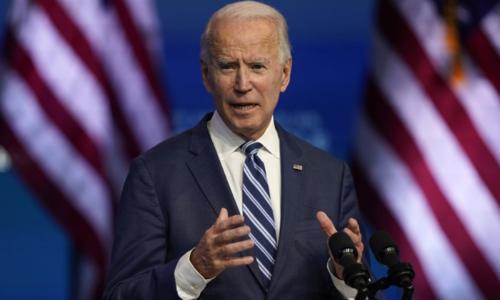 غزہ پر اسرائیلی بمباری، امریکی صدر نے پہلی مرتبہ سیز فائر کی حمایت کردی