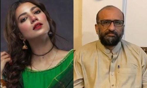 اداکارہ رابعہ بٹ، امداد کیلئے فیصل ایدھی کے ساتھ فلسطین جانے کی خواہاں
