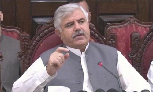 Mahmood promises pro-poor budget