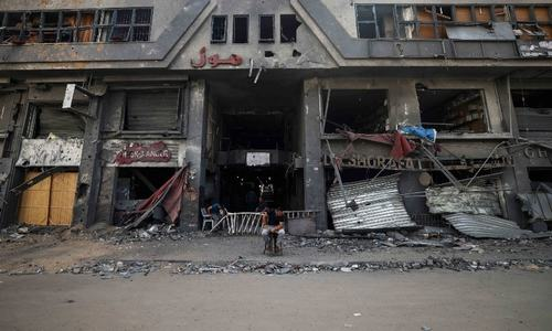 Hamas official predicts ceasefire soon as Israel launches new air strikes