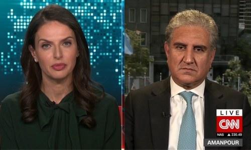 'Anti-Semitic' remark or Western media's hypocrisy? — FM Qureshi's CNN interview sparks debate