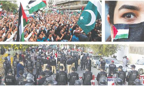 World opinion turning against Israel: Imran