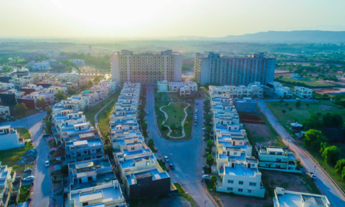 Bahria Town submits proposals for low-cost housing, SC told