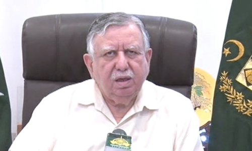There should be sustainable and inclusive economic growth in Pakistan: Shaukat Tarin