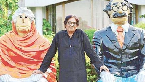 In memoriam: Our Big Bird, Farooq Qaiser