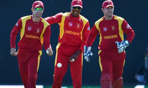 Zimbabwe Cricket gets sponsor for shoes after player laments using glue to hold them together