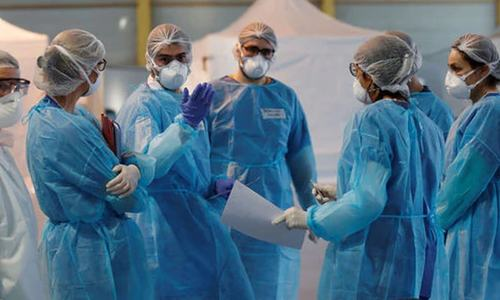 115,000 health workers have died from Covid, says WHO