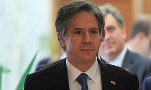 Blinken announces US aid to Gaza, pledges to reopen Jerusalem consulate