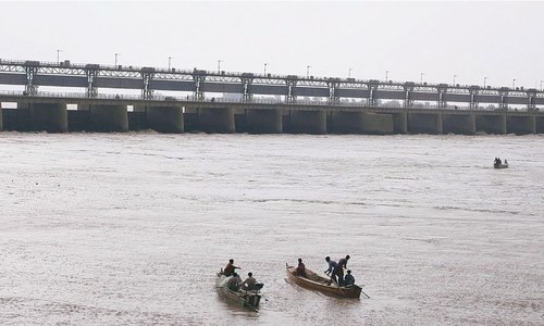 Punjab opens TP link canal despite objection from three smaller provinces
