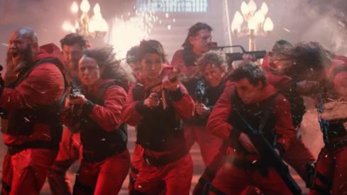 Money Heist season 5 announced with a nail-biting teaser