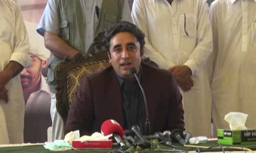 'Not answerable to Maryam or Nawaz': Bilawal says stance unchanged