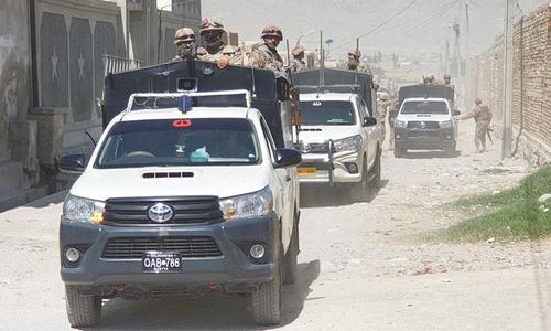 TTP commander, 3 other terrorists killed in Quetta: CTD