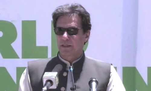 Govt remains dedicated to addressing challenges of climate change: PM Imran