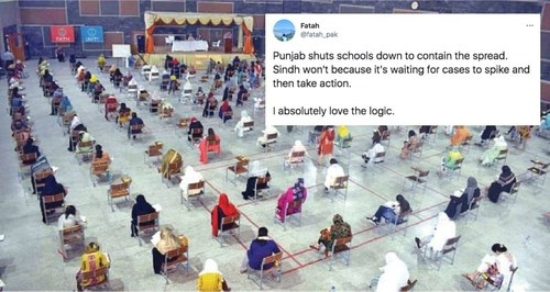 Pakistani students explain why this year's O and A Level exams should be cancelled