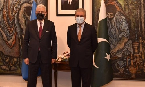 Editorial: UNGA president is absolutely correct in saying more can be done to highlight the Kashmir issue