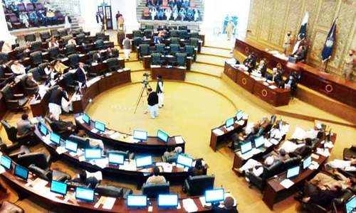 KP govt overstepped authority on cabinet size, AG acknowledges