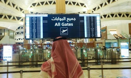 Saudi Arabia lifts ban from travellers arriving from 11 countries, Pakistan not among them