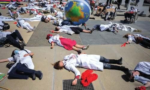 Doctors urge global action against climate-linked health risks