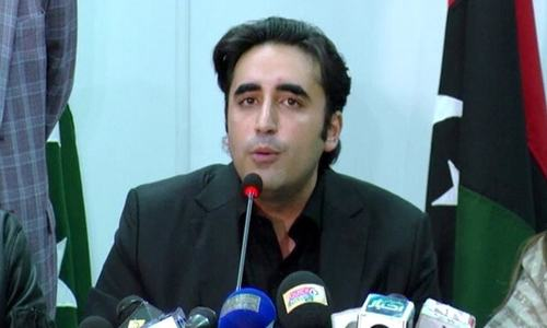 Bilawal vows to thwart 'PTIMF budget' in parliament