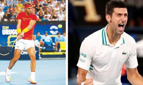 Nadal, Djokovic eye history at French Open