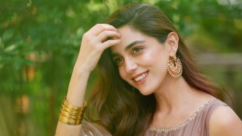 Maya Ali on the road to recovery after being hospitalised