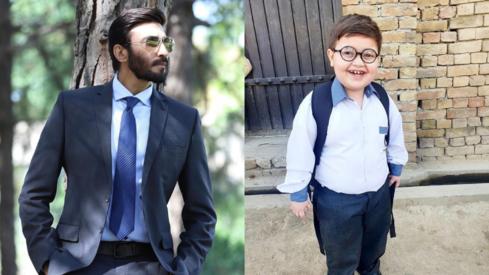 Aijaz Aslam slams troll for criticising six-year-old Ahmad Shah
