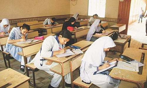 Sindh to hold matric, intermediate exams in July, says minister