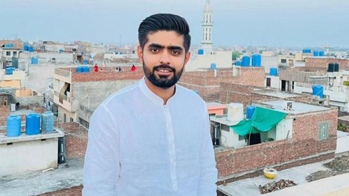 Twitter can't stop laughing at rumours of Babar Azam 'succumbing' to a cousin marriage