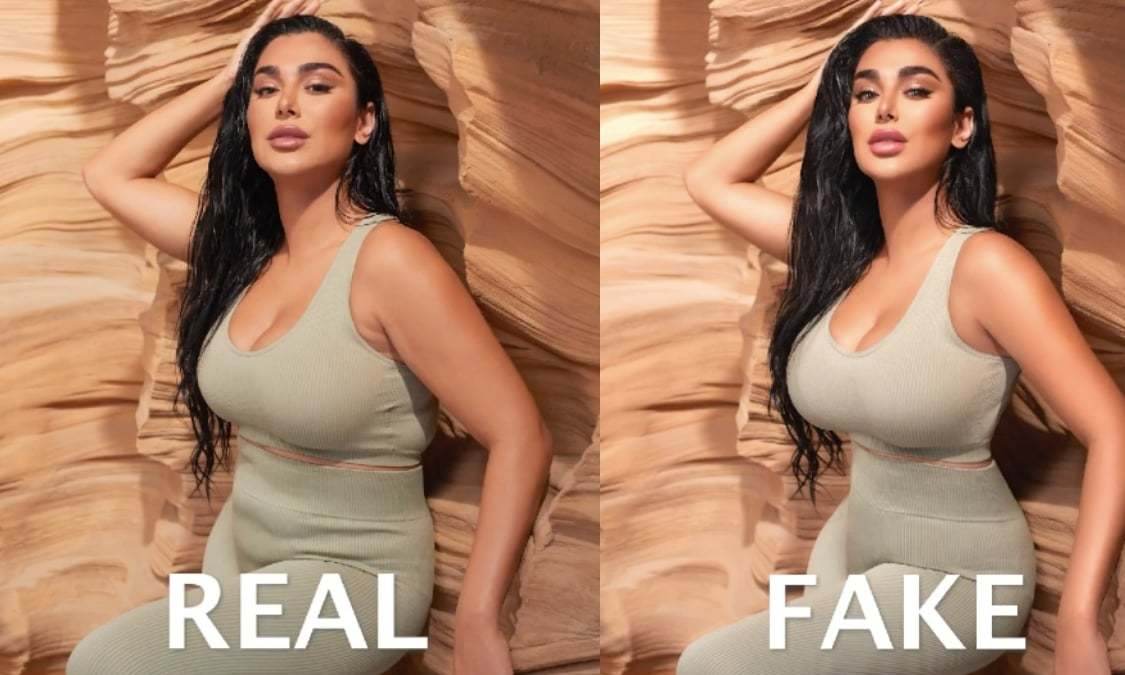 Makeup guru Huda Kattan has had enough of photoshop and promoting unrealistic beauty standards