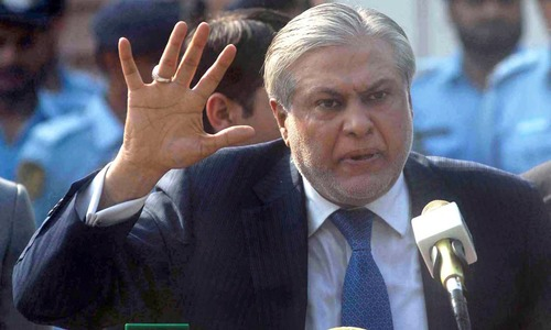 Country needs 'serious review' of economic policy: Dar