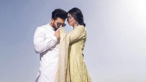 Sarah Khan's advice for single ladies? Find a man like her husband