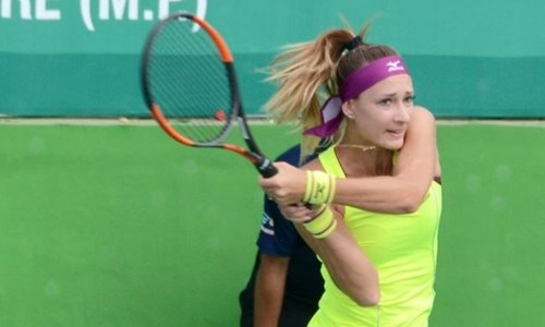 Russian player Sizikova arrested at French Open over match-fixing allegations