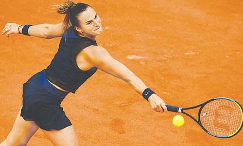 Sabalenka upset, Serena into second week at French Open