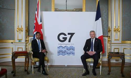 G7 ministers back US proposal to tax MNCs for Covid funds