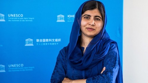 Malala's views on marriage echo in KP assembly