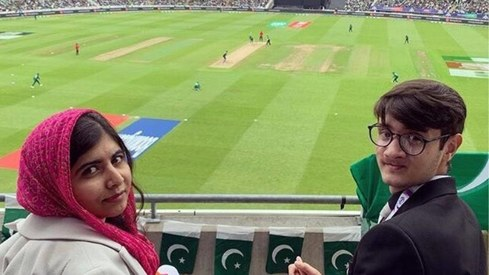 APS survivor Waleed Khan asks people to stop comparing him and Malala, calls her an inspiration