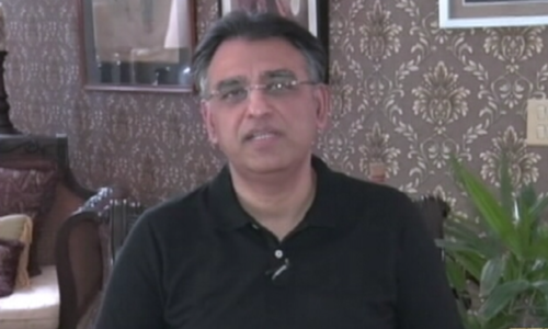 Asad Umar rebuffs Sindh CM's letter, affirms commitment to Sindh's development
