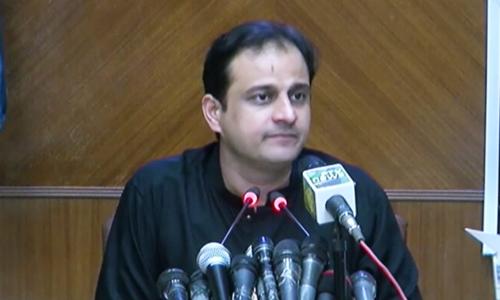عمران خان کی حکومت میں ایک پی ٹی آئی اور دوسرا سندھ کا پاکستان ہے، مرتضیٰ وہاب