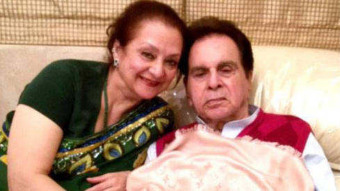 Dilip Kumar hospitalised in non-Covid ward over complaints of breathlessness
