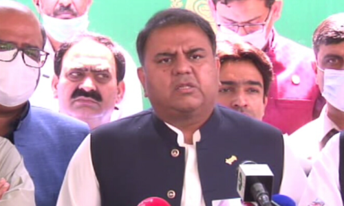 2023 polls 'under a new mechanism': Fawad