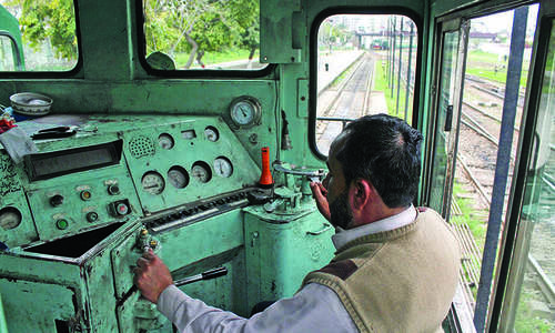 Train drivers warn of protests if blamed for accidents