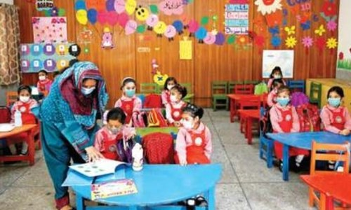'Provinces to decide final exams for classes 1 to 8'