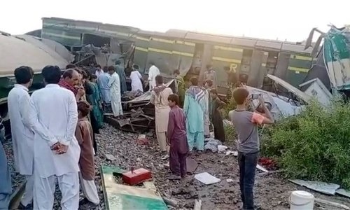 Railways knew about vulnerability of Sukkur division track: official