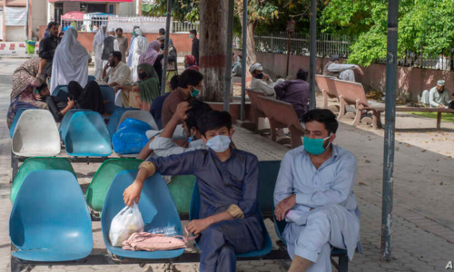 Pakistan sees lowest Covid positivity ratio