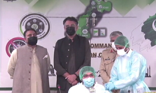 Pakistan administers 10 millionth Covid vaccine dose