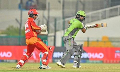 Qalandars edge out United in thriller