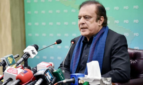 E-voting machine to be presented in parliament next month: Shibli