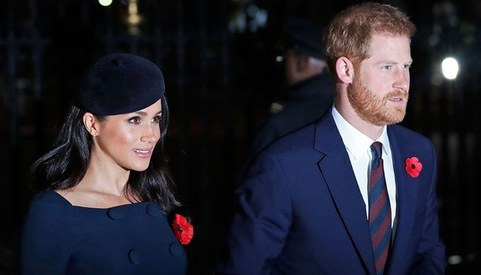 Harry and Meghan serve BBC legal notice for 'false and defamatory' reporting about their daughter's name